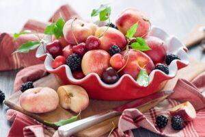 sanatate cu fructe