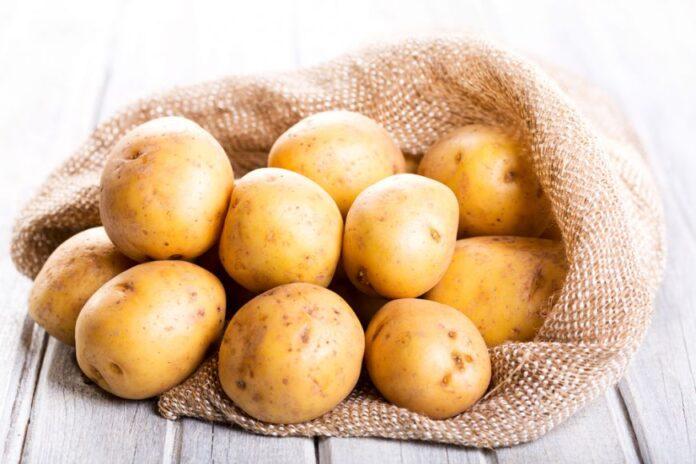 dieta doar cu cartofi