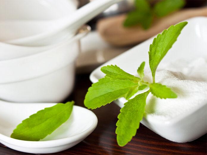 zahar de stevia