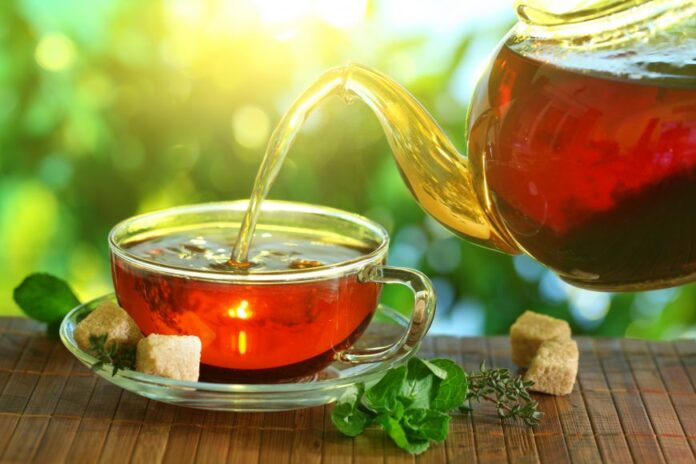 ceai de slabit baut in fiecare zi