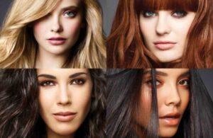 blond sau brunet?